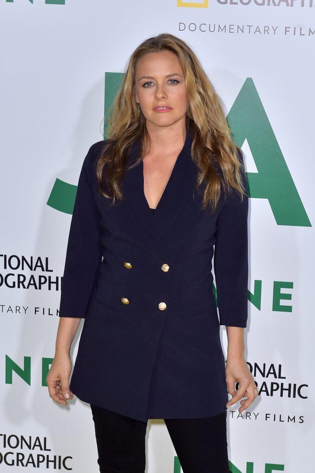 Alicia Silverstone sent a heartfelt letter to Kate Middleton