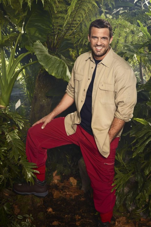 FOR IMMEDIATE USE  From ITV Studios    I'm A Celebrity Get Me Out Of Here: SR17 on ITV    Pictured: Soapstar JAMIE LOMAS    This photograph is (C) ITV Plc and can only be reproduced for editorial purposes directly in connection with the programme or event mentioned above, or ITV plc. Once made available by ITV plc Picture Desk, this photograph can be reproduced once only up until the transmission [TX] date and no reproduction fee will be charged. Any subsequent usage may incur a fee. This photograph mu