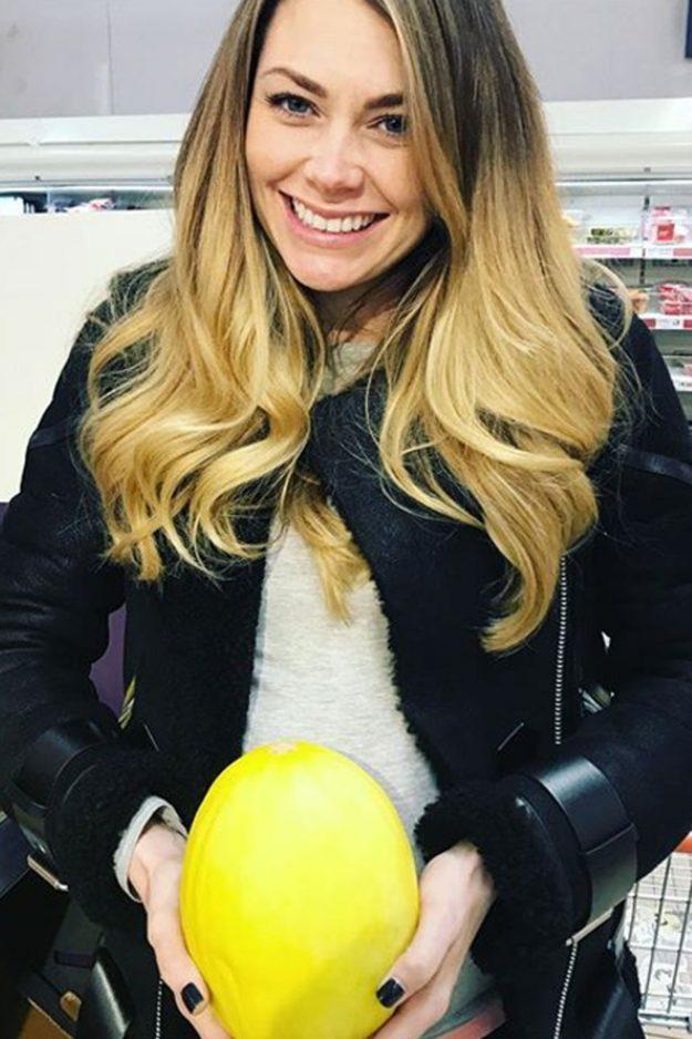 Georgia Jones pregnant: Danny Jones' wife shows off baby bump