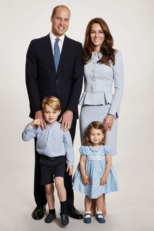 Kate Middleton is currently pregnant with her third child which is expected to be born in April