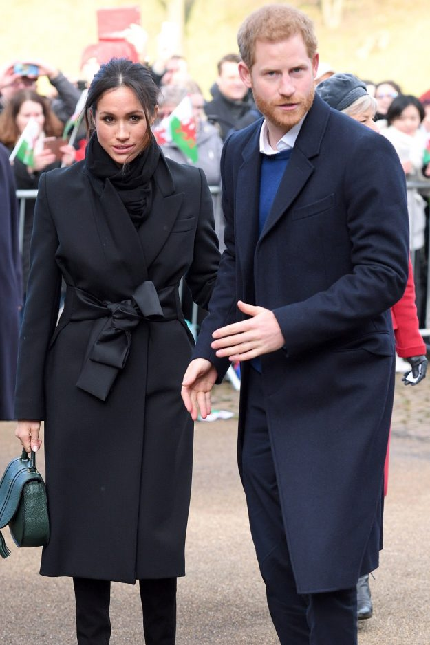 """Prince Harry took Meghan Markle to """"meet"""" his late mother, Princess Diana, at her final resting place before proposing"""