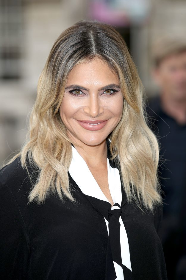 Ayda Field Reveals Robbie Williams Had Testosterone Levels Of 80 Year Old Man OK Magazine