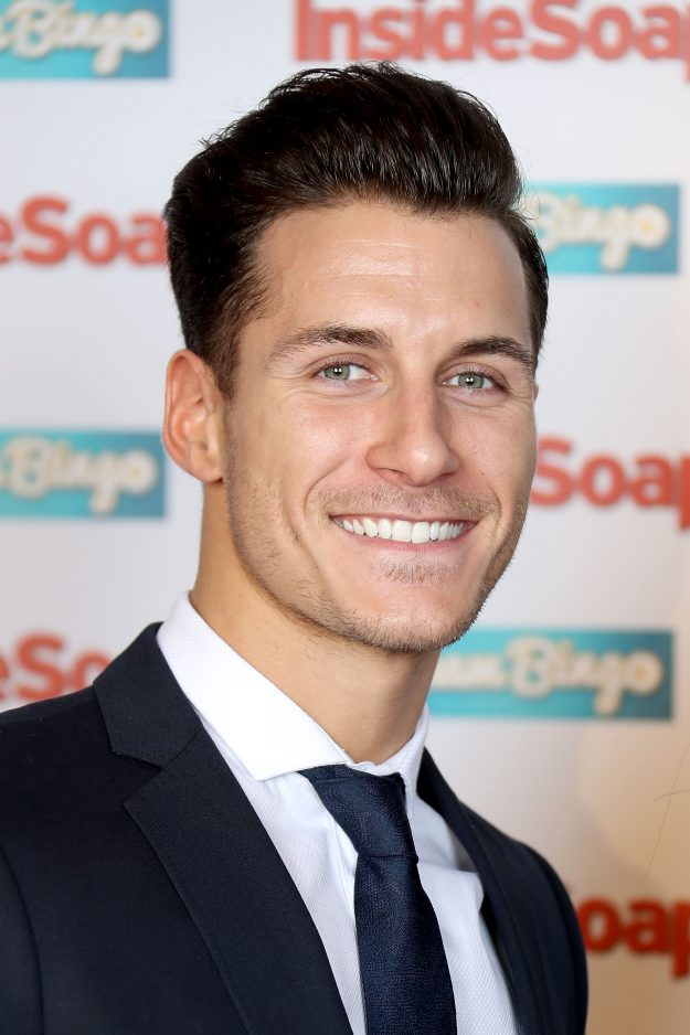 LONDON, ENGLAND - OCTOBER 03: Gorka Marquez attends the Inside Soap Awards at The Hippodrome on October 3, 2016 in London, England. (Photo by Mike Marsland/Mike Marsland/WireImage)