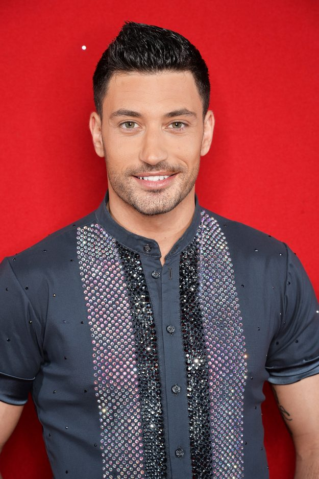 Giovanni Pernice and Katie enjoyed a night out in London together