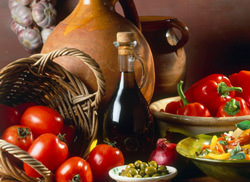 A healthy diet   Olive Oil Times