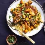 How To Make Pork Chops With Sweet Potato Apples Recipe Health Com