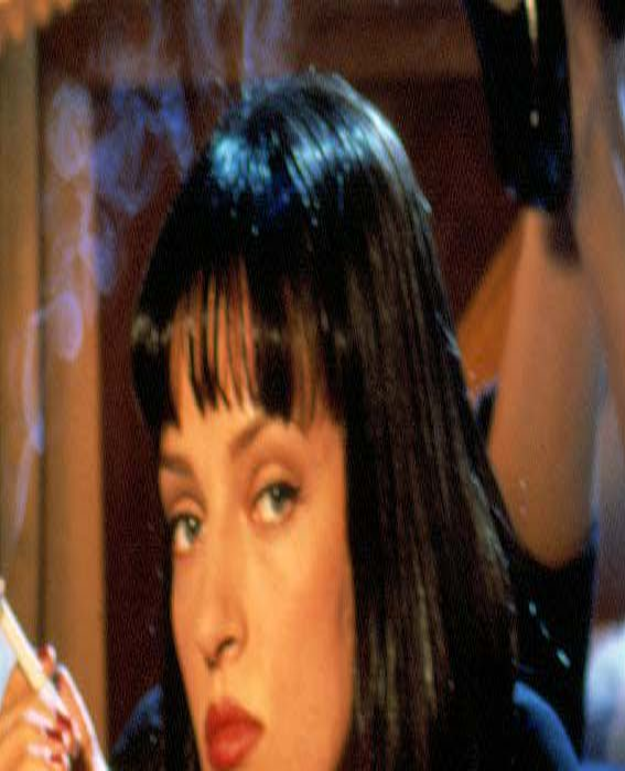 Uma Thurman Pulp Fiction Hair : thurman, fiction, Hairstyles, Movie, History, InStyle