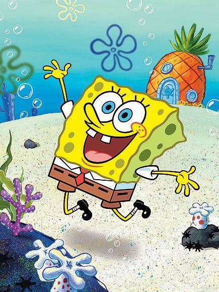 Spongebob There I Am : spongebob, there, SpongeBob, Announced, Member, LGBTQ, Community, PEOPLE.com
