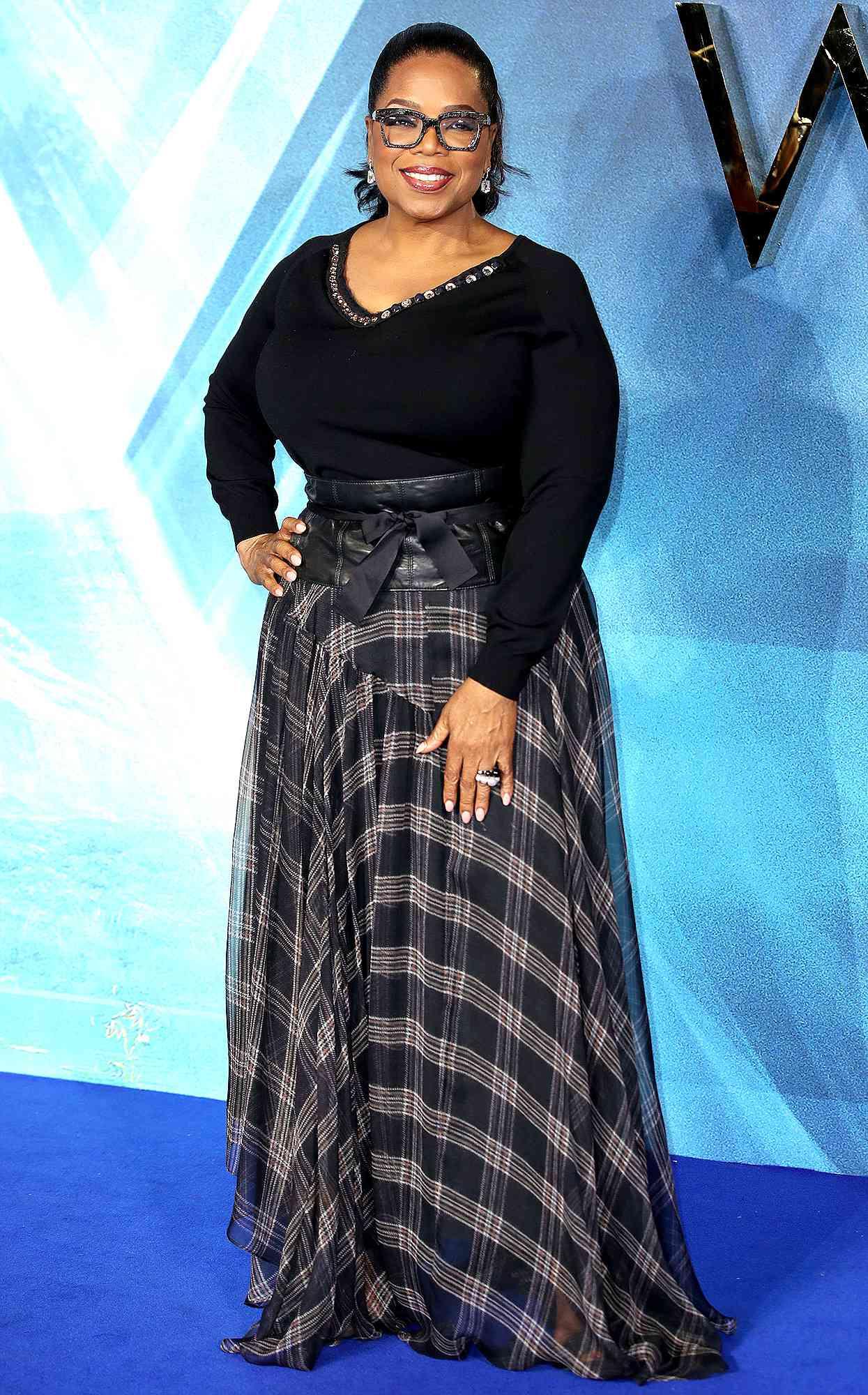 Oprah Weight Loss Surgery : oprah, weight, surgery, Oprah, Winfrey, Pre-Diabetic, Before, Losing, PEOPLE.com
