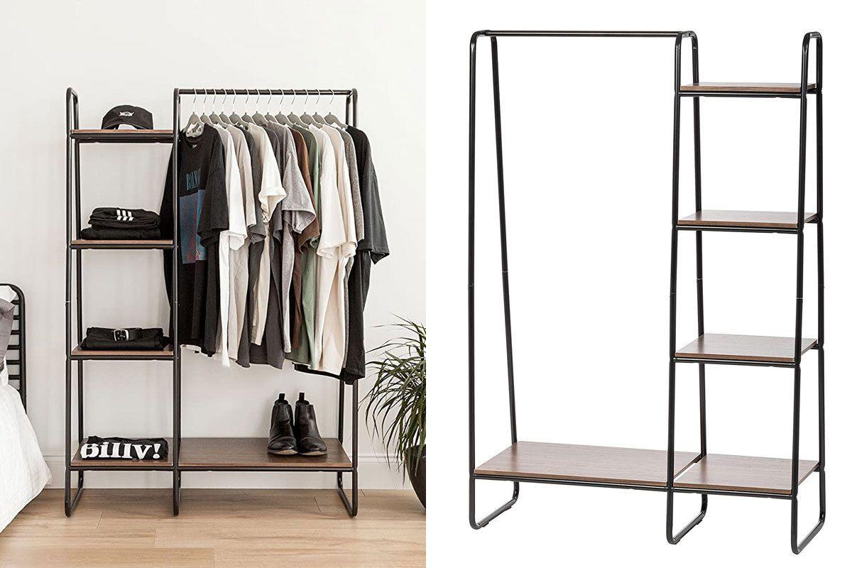 amazon clothes rack