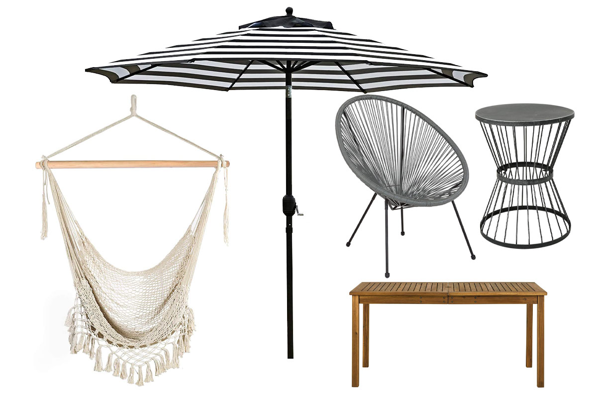 outdoor lounge pieces to shop on amazon