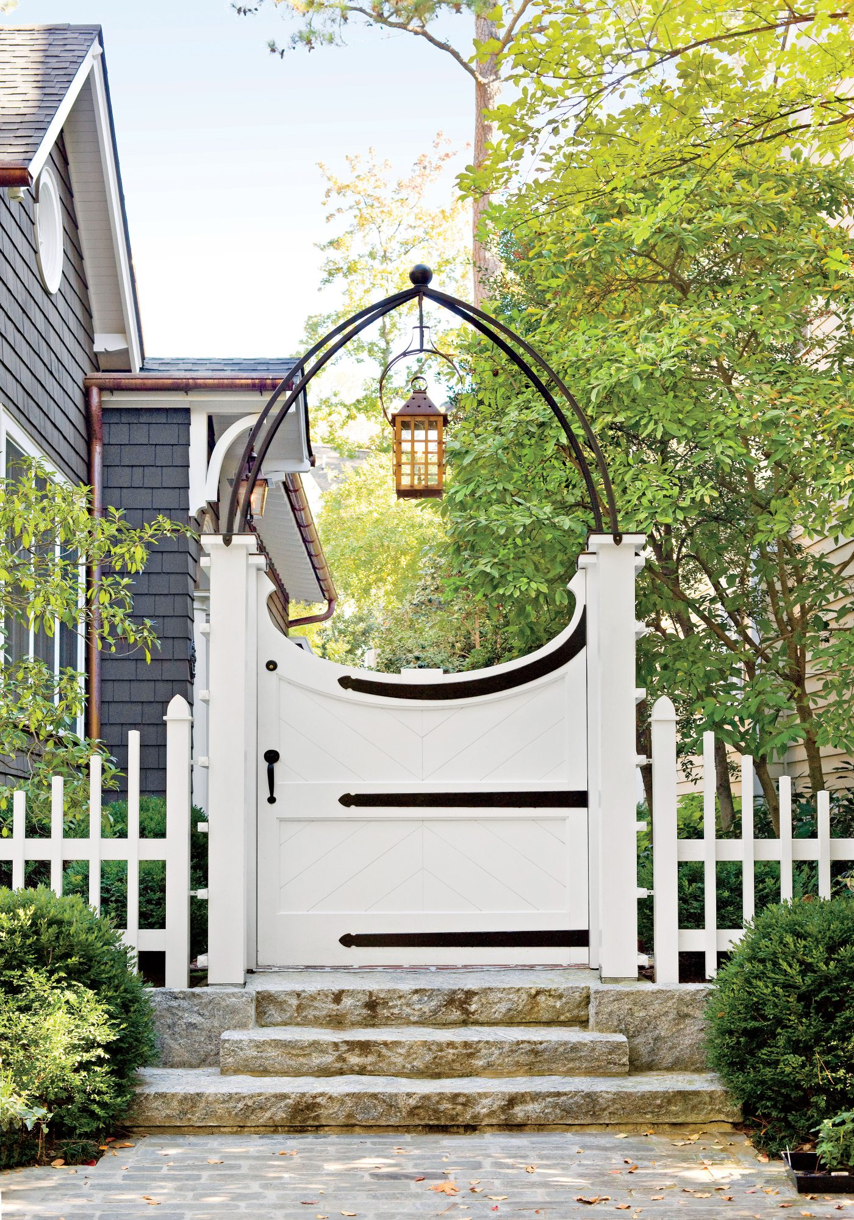 choose the perfect garden gate