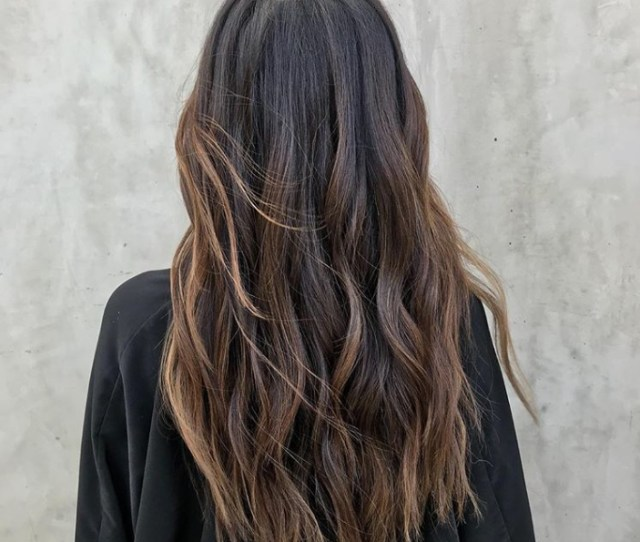 Gorgeous Examples Of Lowlights For Brown Hair That Are