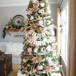 Pink Christmas Trees We Love Southern Living