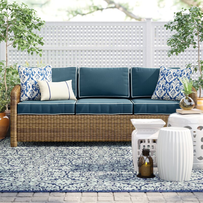 22 wicker patio furniture pieces for