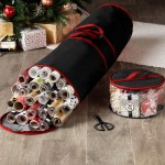 The Best Christmas Decoration Storage Ideas For Trees Ornaments Wrapping And More Southern Living