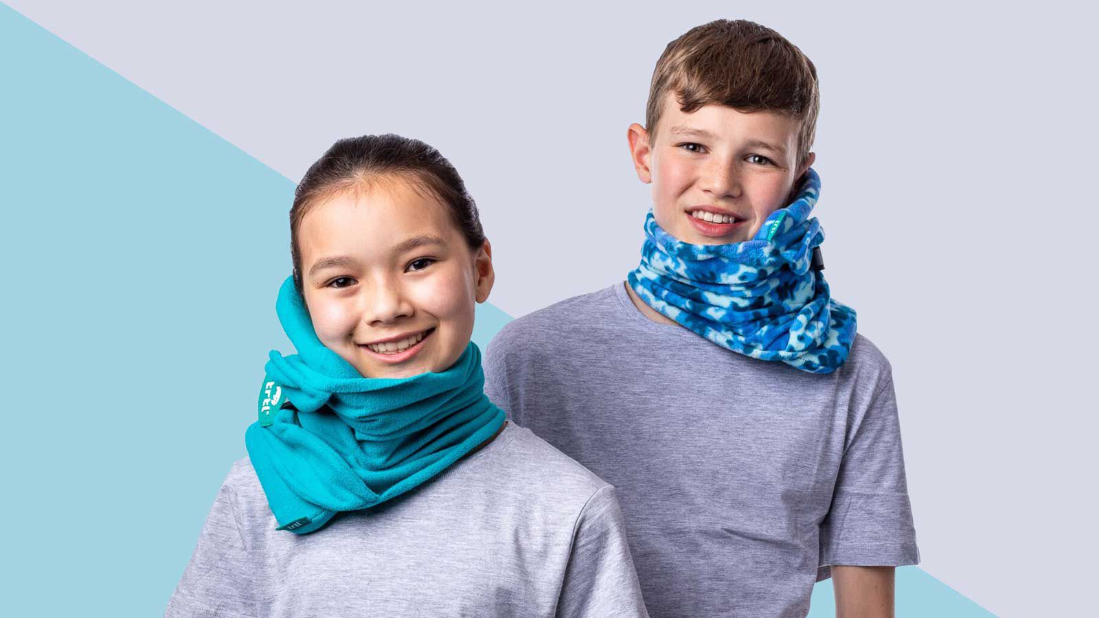 trtl travel pillow now comes in a kids