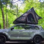 Roofnest Falcon Car Tent Review Camping Made Comfortable Travel Leisure