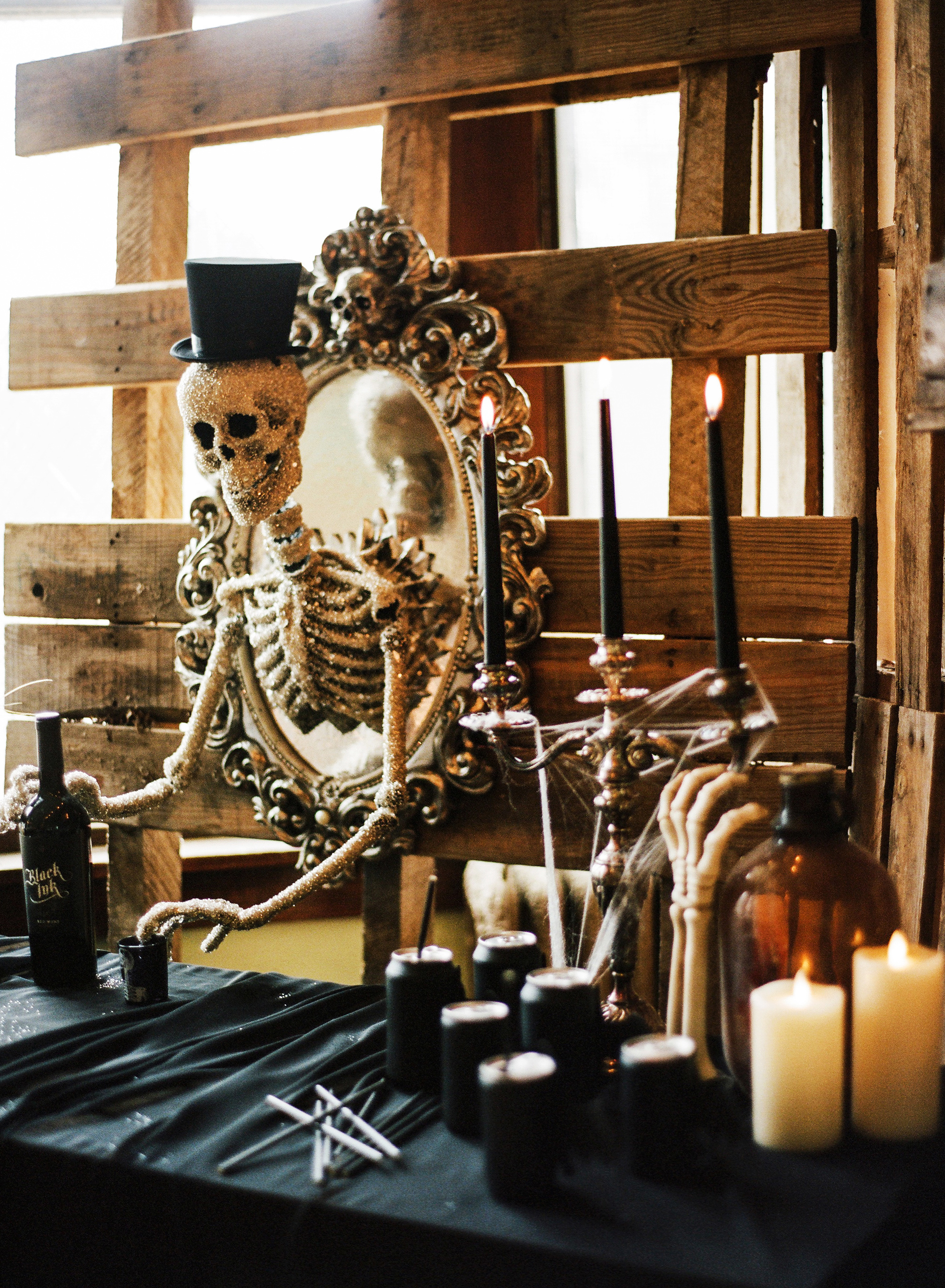 15 halloween centerpieces and