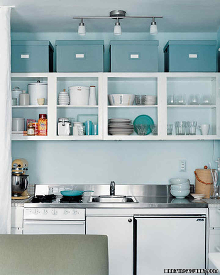 Smart Small Kitchen Ideas For A Superior Streamlined Space Martha Stewart