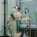 20 Bar Carts That Ll Transform Your Wedding S Cocktail Hour And Reception Martha Stewart