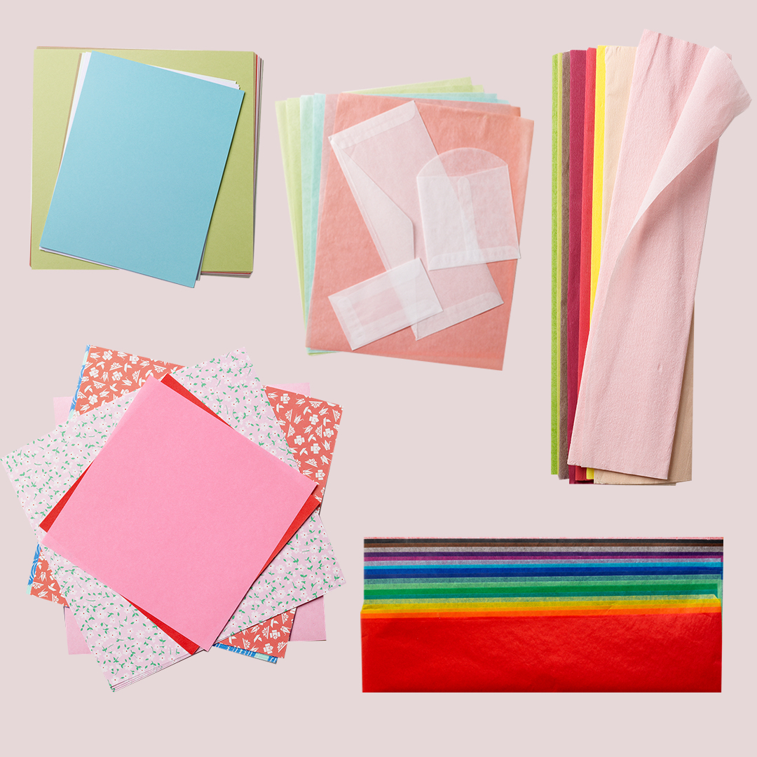 A Guide To Craft Paper All About The Most Common Types Of Craft Paper And How To Use Each Martha Stewart