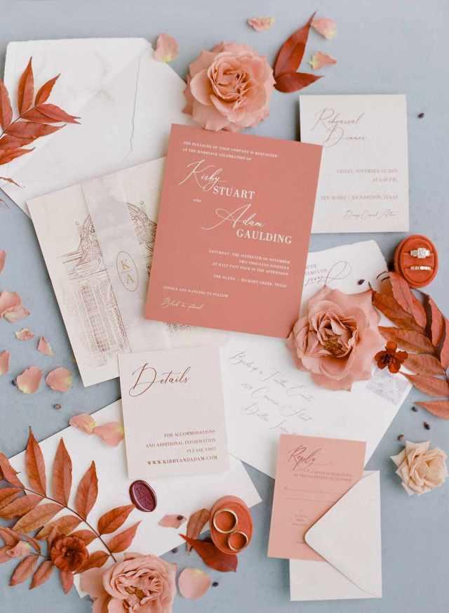 Wedding Invitation Etiquette Tips  Martha Stewart