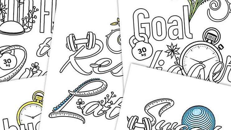 14 Adult Coloring Books That Will De-Stress Your Life