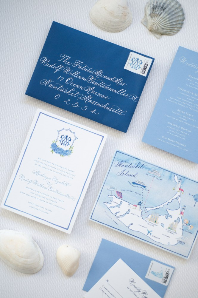 32 Destination Wedding Invitations That Celebrate Your