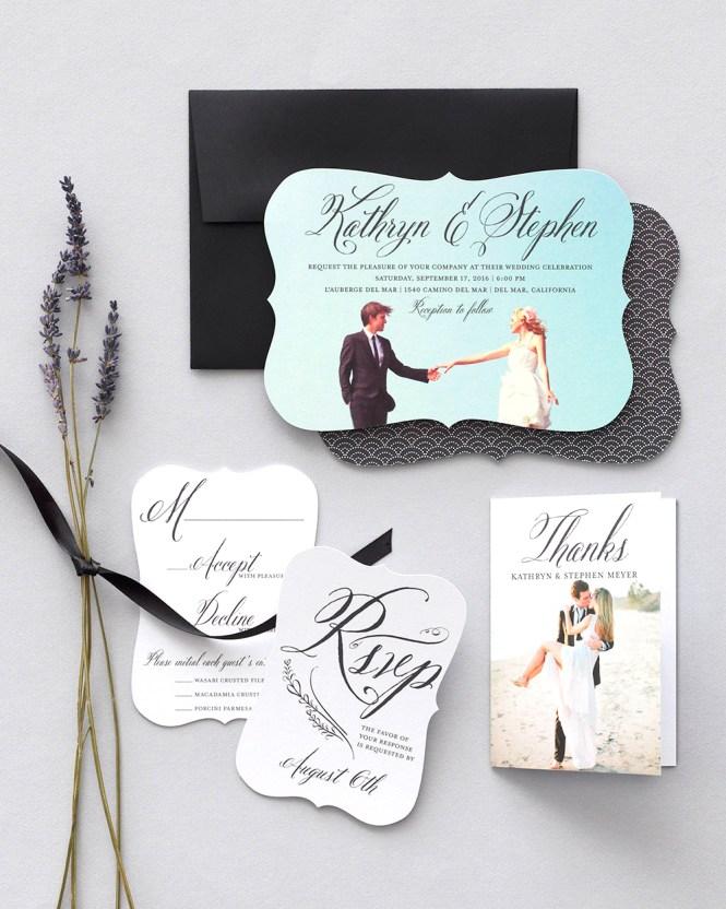 Wedding Paper Divas Bridal Stationery Martha Weddings