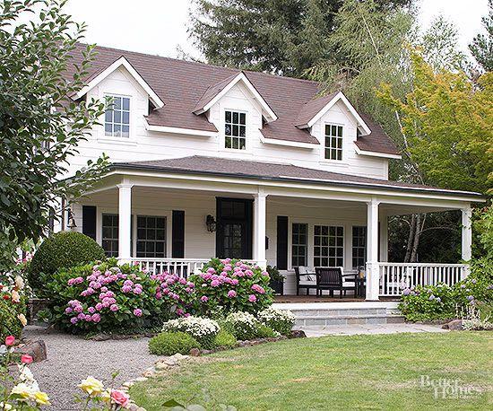 cape -style home ideas