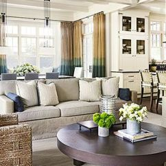 Color Schemes For Living Room With Brown Furniture Inspiration Scheme Subdued Plus Blue
