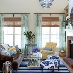 Window Treatments For Living Room Small Space