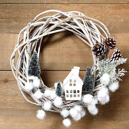Grapevine Christmas Decorations