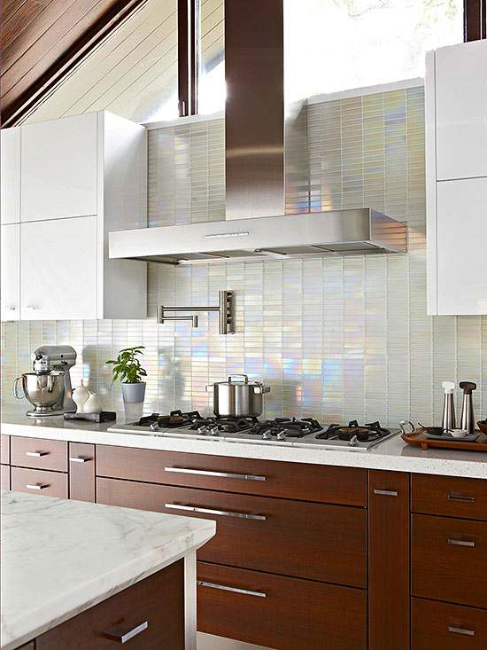 kitchen backsplash glass tiles real wood cabinets costco tile pictures