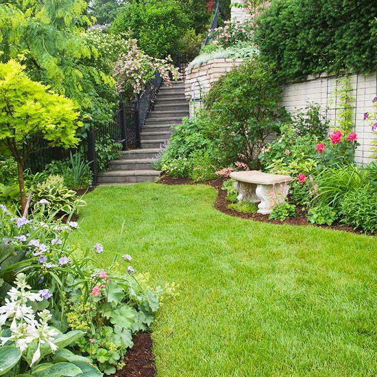 hillside landscaping ideas