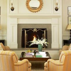 Living Room Couch And Loveseat Layout American Signature Sets Furniture Arrangement Ideas Create Order With Symmetry