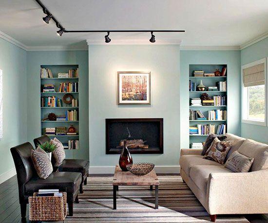 Lighting Ideas for the Living Room  Better Homes  Gardens