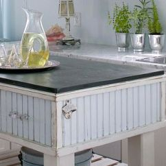 Kitchen Islands Ideas Storage Solutions Small Space Island Bhg Com