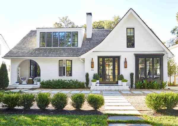 Popular House Styles Homes & Gardens