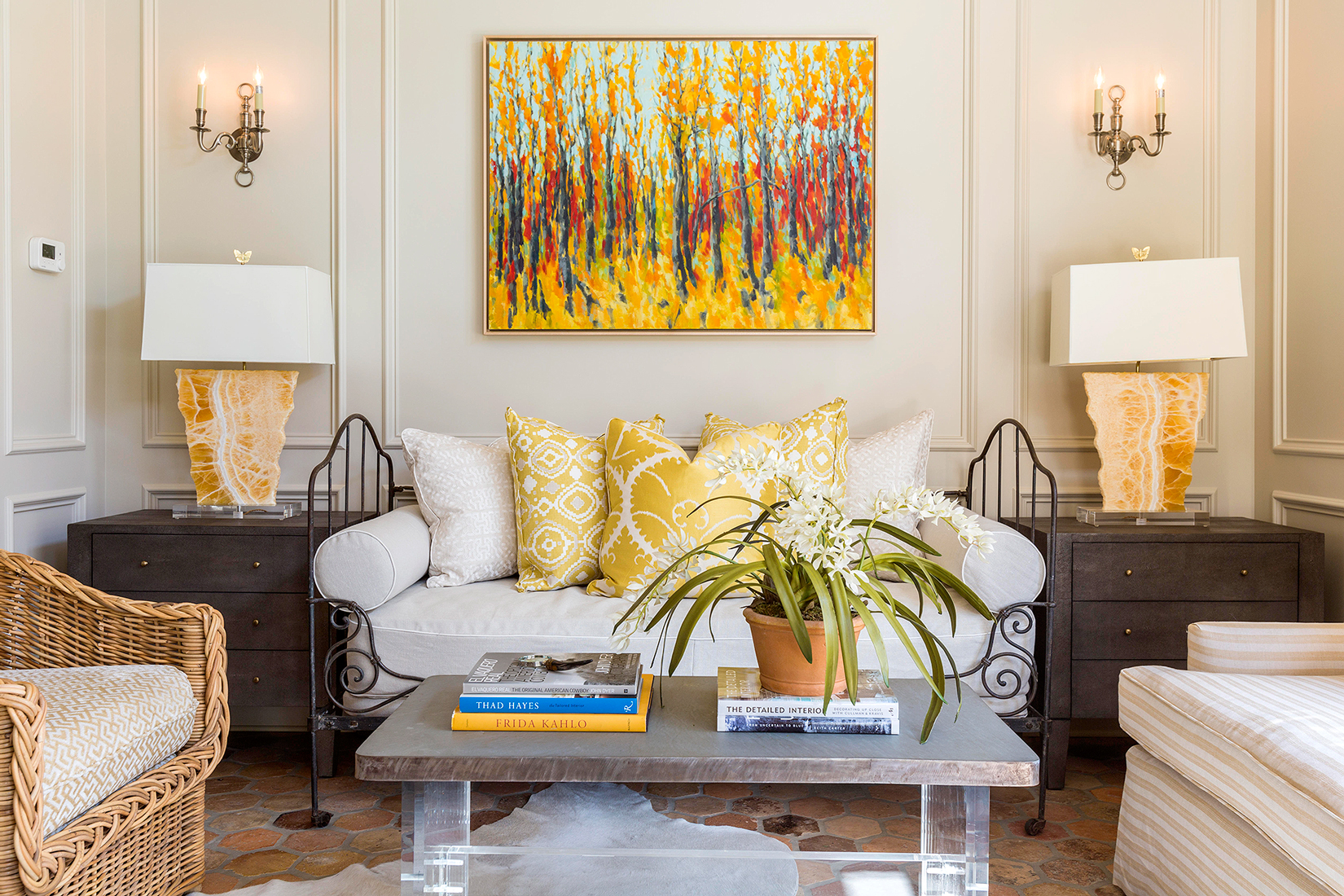 yellow gray and white living room furniture phoenix az decorating with made elegant