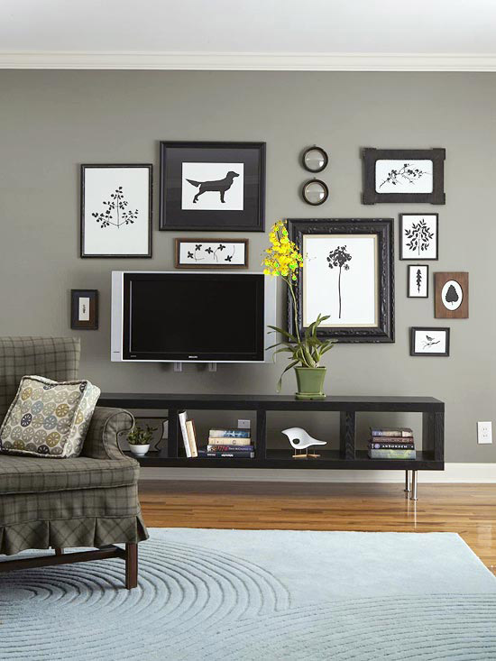 living room wall colors with grey furniture modern design ideas in the philippines gray decorating black and white prints monochromatic dark