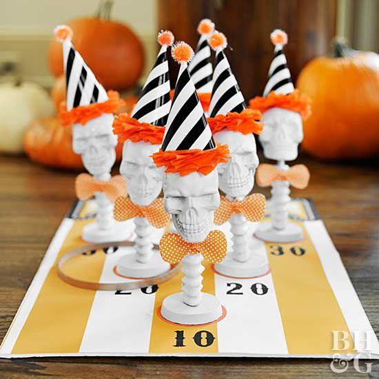25 easy halloween games