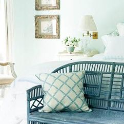 Bedroom Chair With Skirt Walking Cane Seats Color Schemes Serene Green Scheme