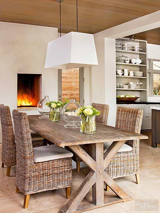 Modern Rustic Decor | Better Homes & Gardens