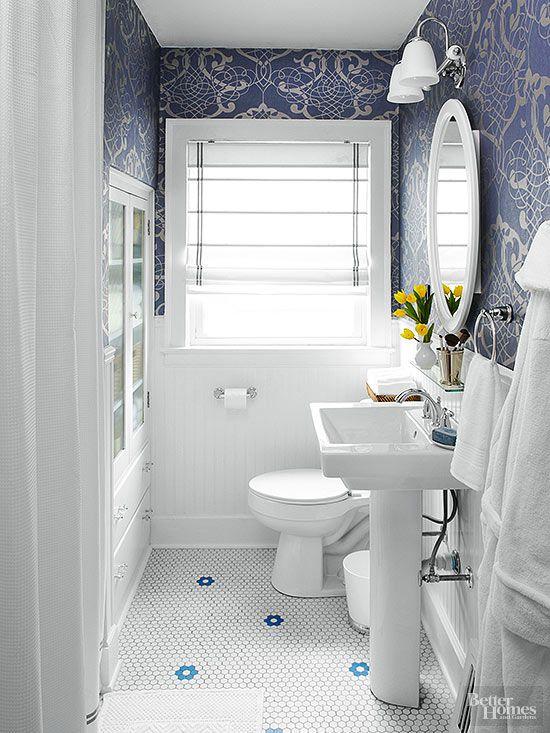 Bathroom Layout Specs Better Homes Gardens