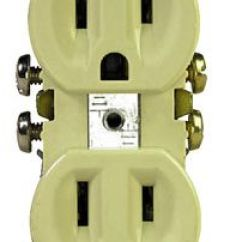 Duplex Receptacle Diagram Scania Wiring 120 And 240 Volt Receptacles Grounded 15 Amp