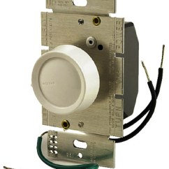 2 Way Intermediate Lighting Circuit Wiring Diagram Sony Xplod Cdx Gt300mp Ultimate Guide To Light Switches And Dimmers Rotary Dimmer