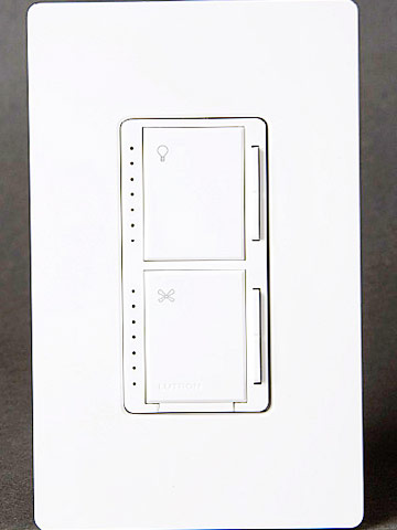 3 way switch dimmer wiring diagram what is data flow level 0 all about combination switches and receptacles this hardwired lets you adjust up to four fans their lights from a single replace the existing attach module each fan