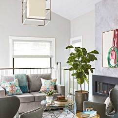 Gray And Turquoise Living Room Decorating Ideas Decorate Around Black Sofa Shades Of